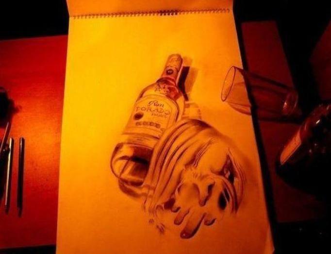 Rysunki 3D