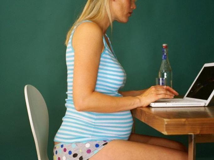 Ciąża praca