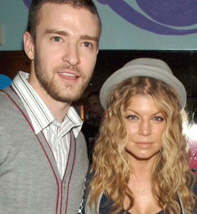 Justin Timberlake i Fergie