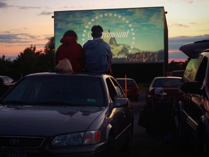 Kino w plenerze