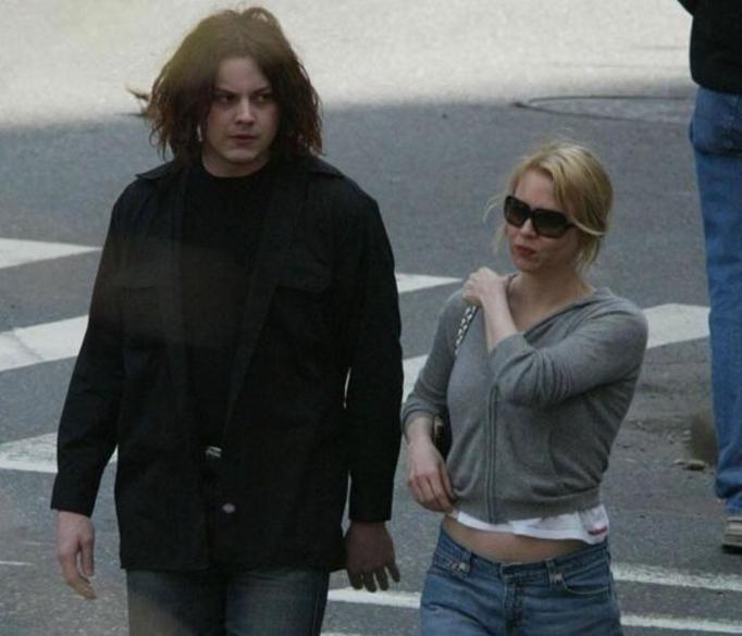 Renee Zellweger i Jack White