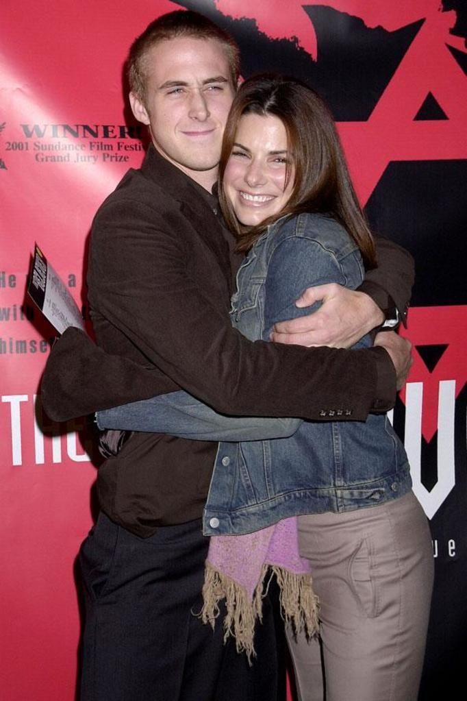 Ryan Gossling i Sandra Bullock