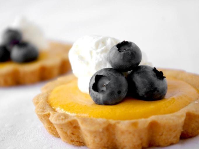Tarta z mango