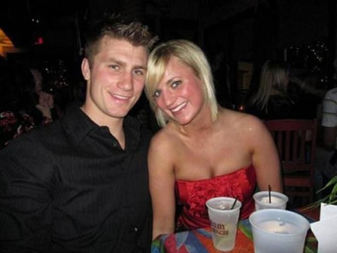 Taylor Morris i Danielle Kelly