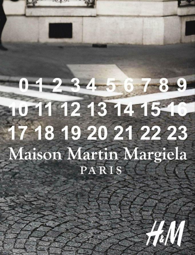 Margiela dla H&M