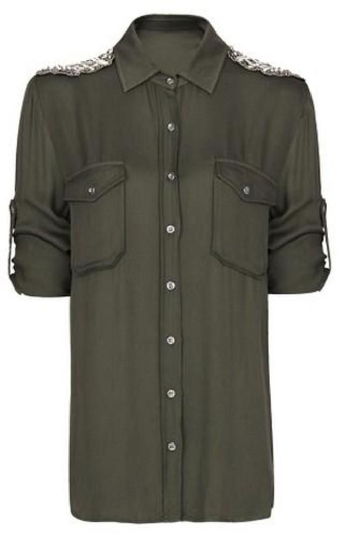 bluzki dla małego biustu