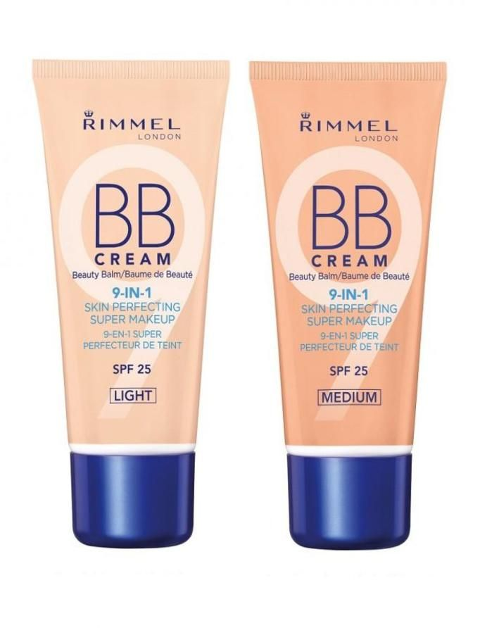 Rimmel BB Cream 9 w 1