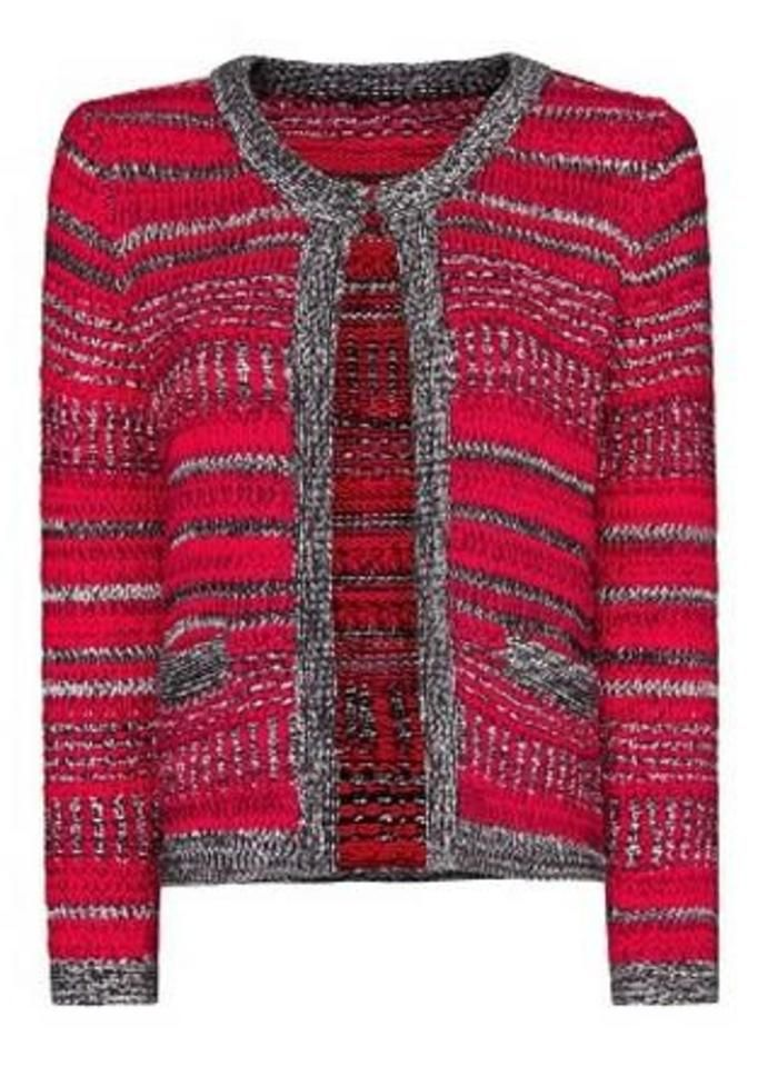 rozpinany sweter