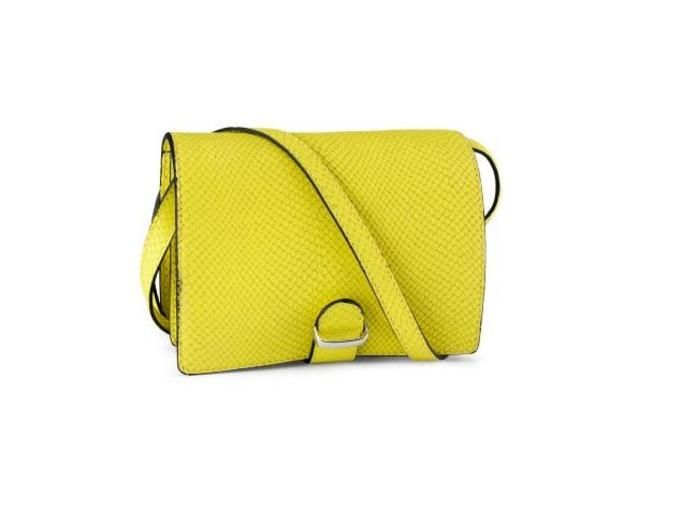 Torebka H&M żółta