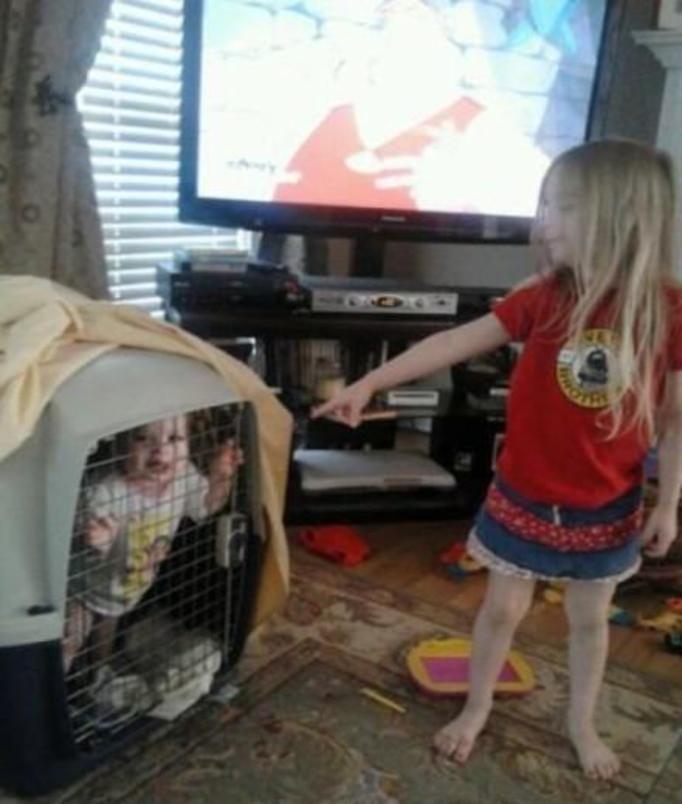 Dzieci bez opieki