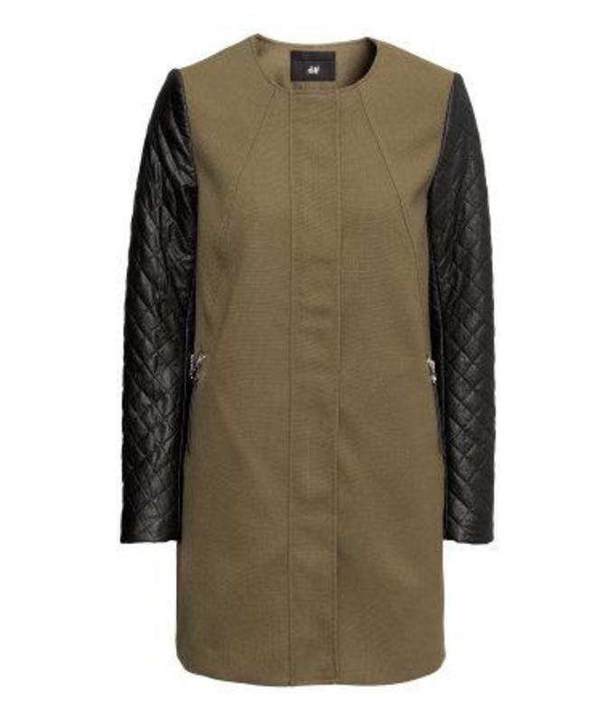 Płaszcz H&M, ok. 199zł