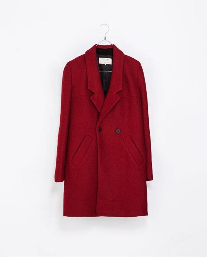 Płaszcz Zara, ok. 399zł