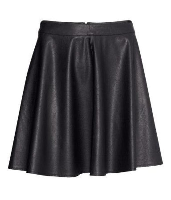 Spódnica z imitacji skóry H&M, ok. 79zł