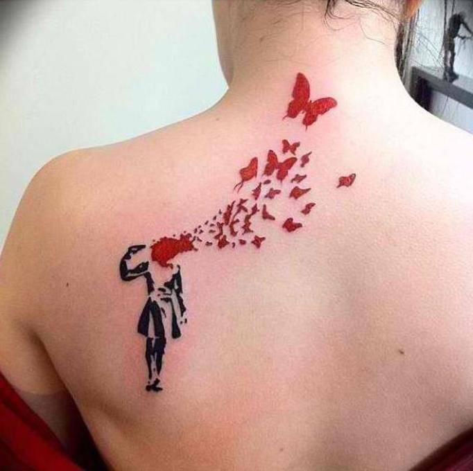 wzór tatuażu