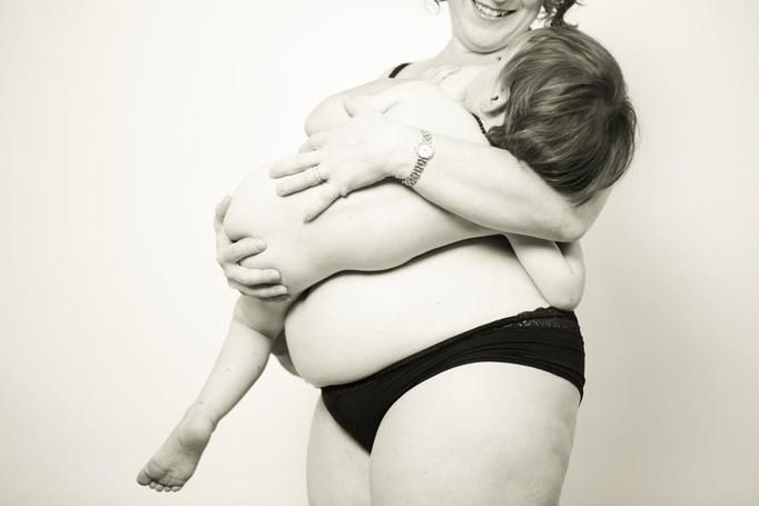 ciało po ciąży