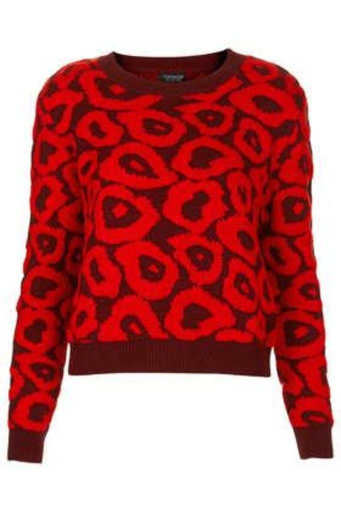 Sweter Topshop, ok. 150zł
