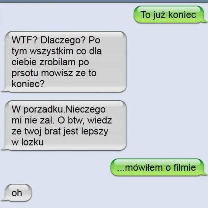 wpadka sms