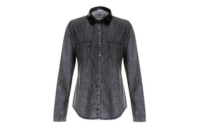 koszula dżinsowa tally weijl