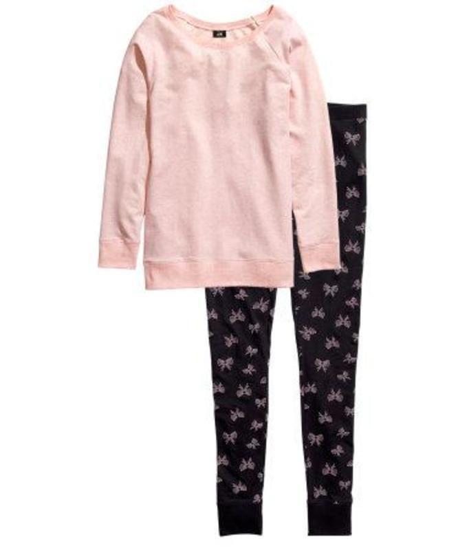 piżama h&m