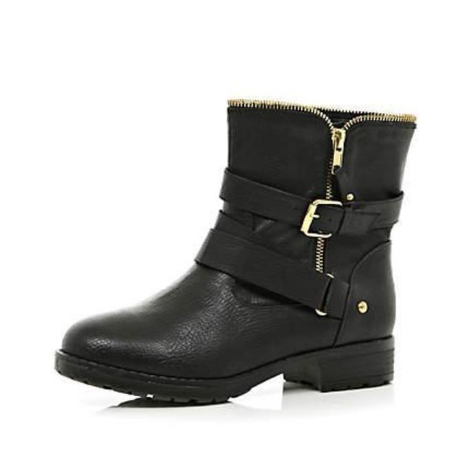 top shop biker boots