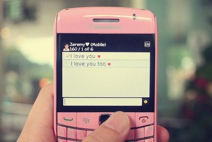 miłosny sms