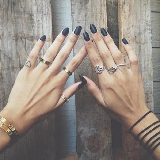 Tatuaże Na Palcach Tak Czy Nie Są Fajne Choć Zawsze