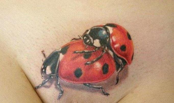 Tatuaże Intymne Ozdoba Którą Zobaczą Tylko Wybrani Fotki