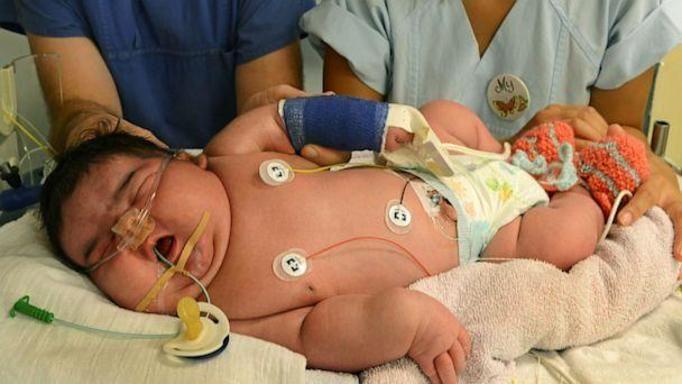 duże noworodki