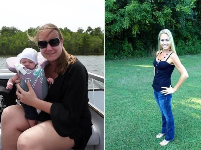 nadwaga po ciąży