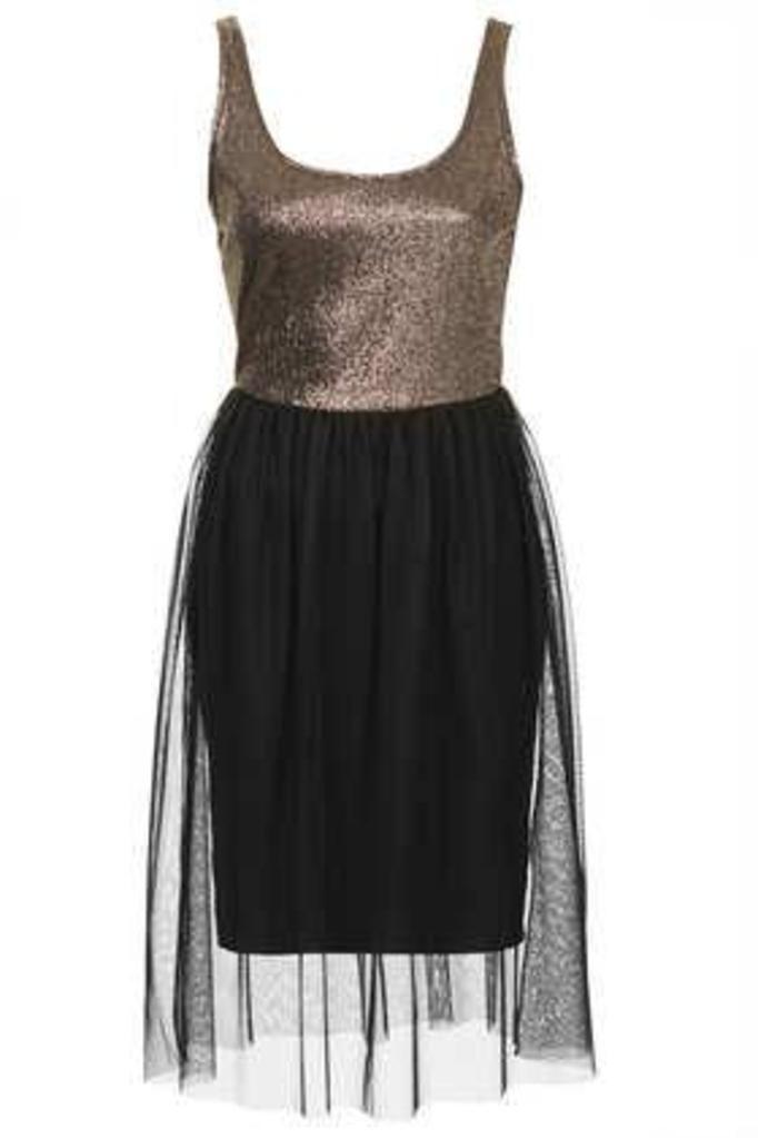 sukienka Topshop, ok. 89zł