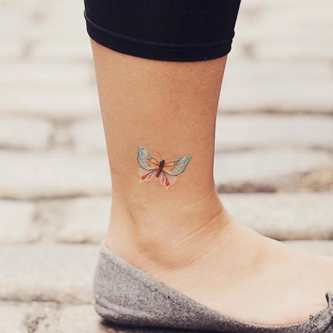 tatuaż zmywalny