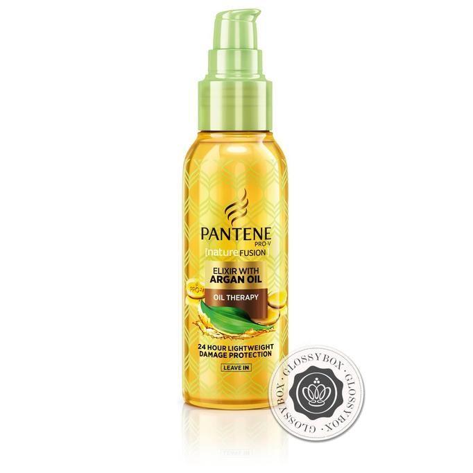 Fusion Oil Therapy Eliksir z olejkiem arganowym marki PANTENE PRO-V