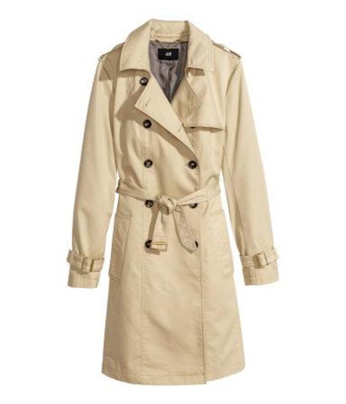płaszcz H&M, ok. 149zł