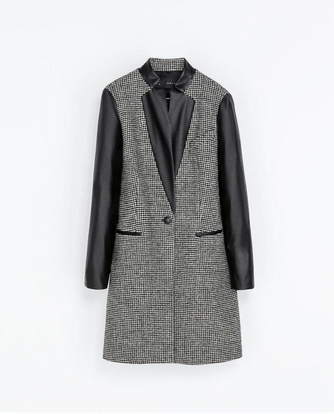 płaszcz Zara, ok. 169zł