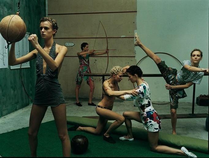 vogue sport models