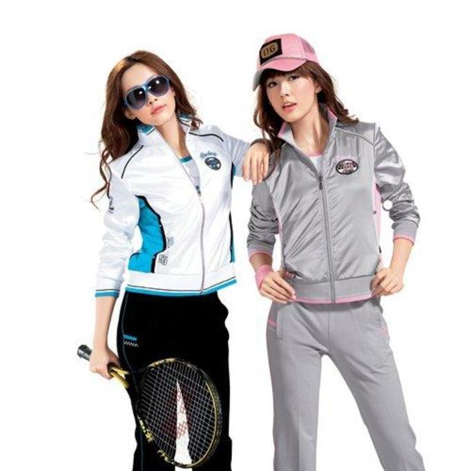 vogue stylowe uprawianie sportu