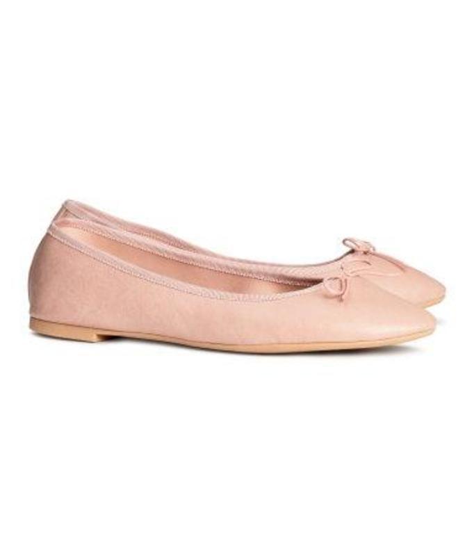 baleriny H&M, ok. 39zł