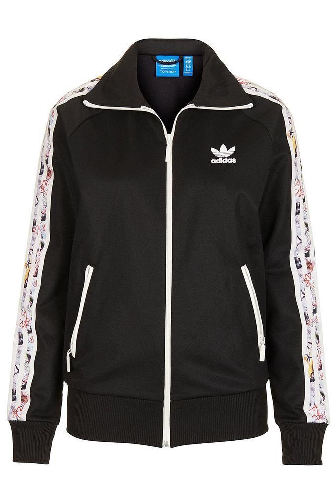 bluza Topshop x Adidas, ok. 300zł