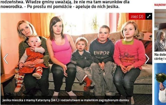 nastolatka w ciąży