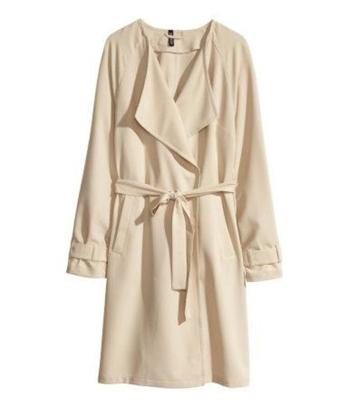 płaszcz H&M, ok. 129zł
