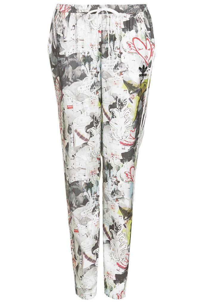 spodnie Topshop x Adidas, ok. 250zł