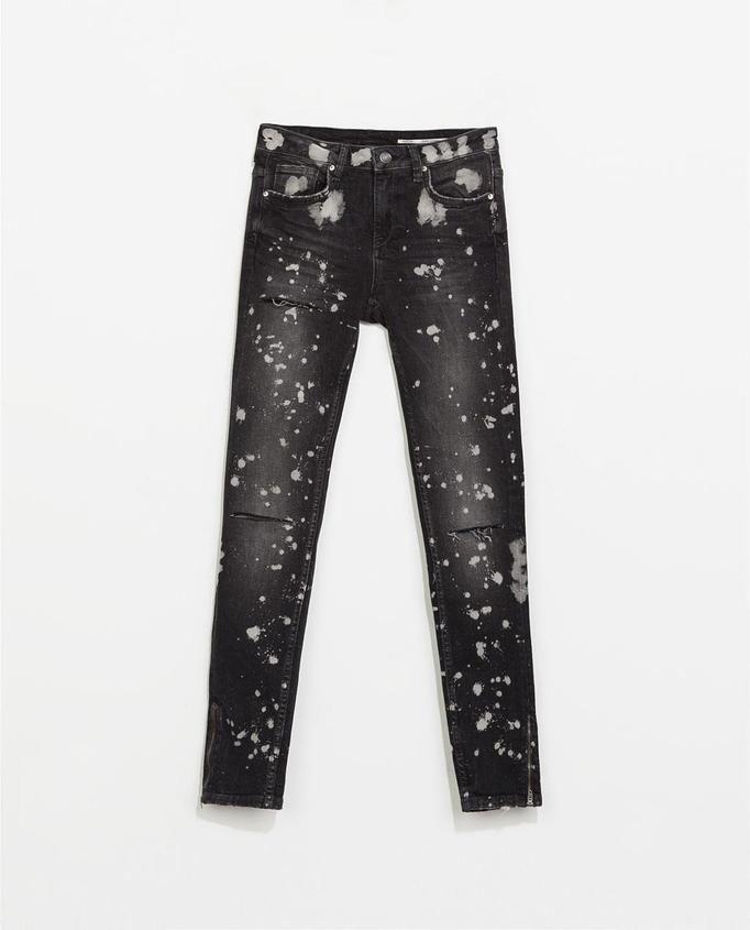 spodnie Zara, ok. 199zł