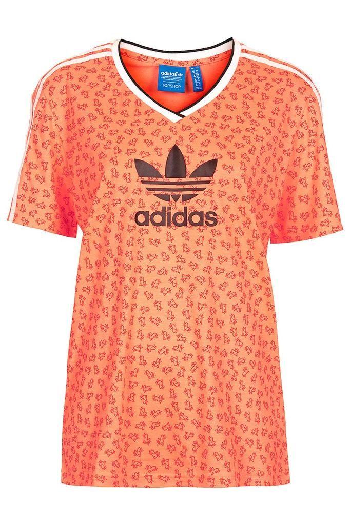 t-shirt Topshop x Adidas, ok. 150zł