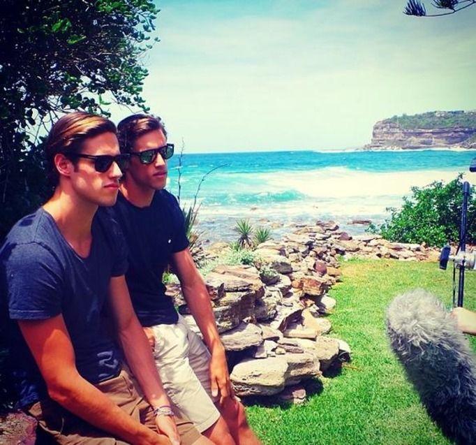 Zac i Jordan Stenmark