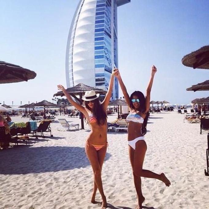Dziewczyny wakacje