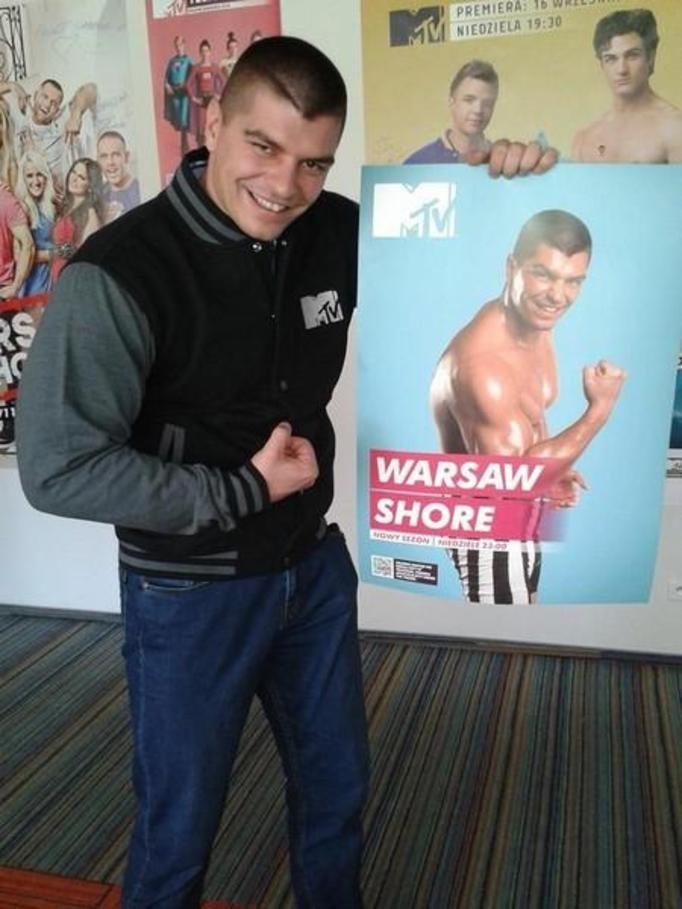 Jakub Warsaw Shore