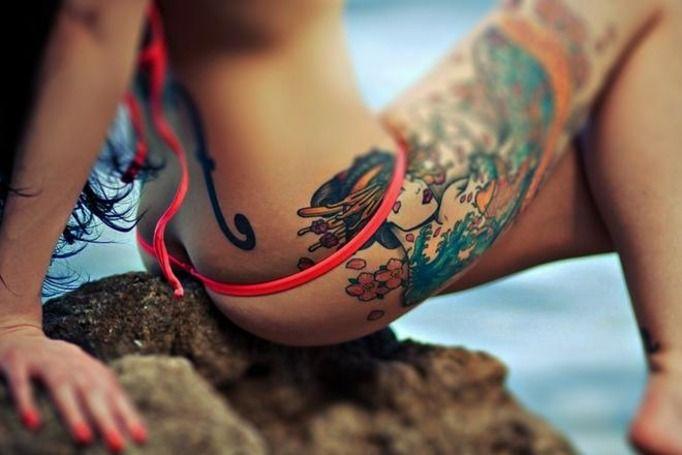 Reportaż żałuję że Zrobiłam Sobie Tatuaż Papilot