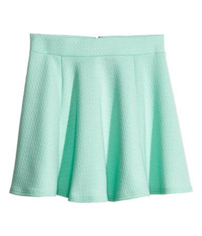 spódnica H&M, ok. 60zł