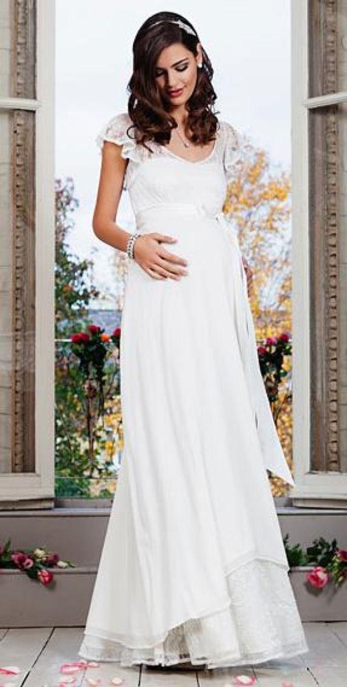 Kobiety W Ciąży Chcą Brać ślub W Białej Sukni Czy To źle że