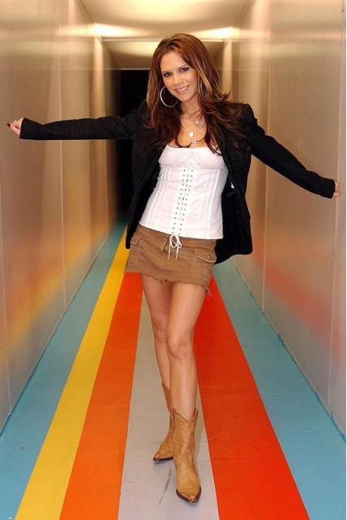 Victoria Beckham, 2003 rok